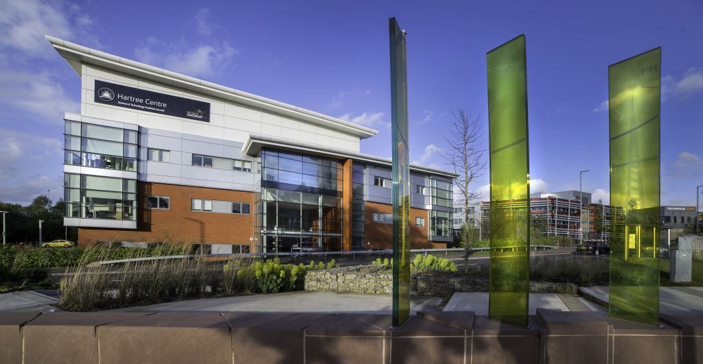 New Hartree National Centre for Digital Innovation